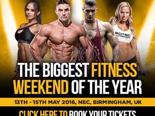 Birmingham Bodybuilding Expo 2016