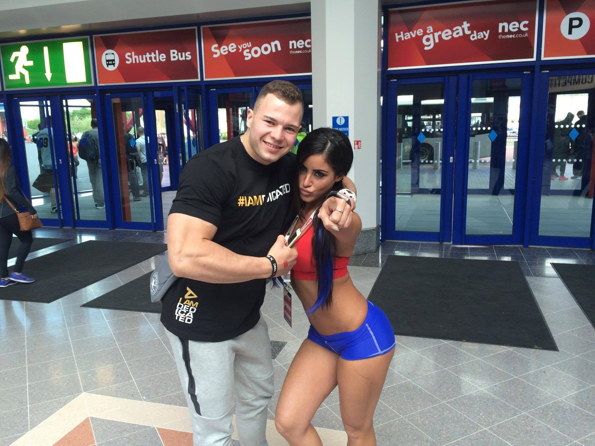 MMB Andrzej & Alysia Magen