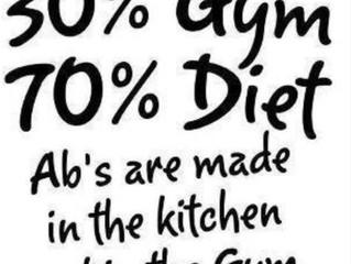 Maintaining Diet