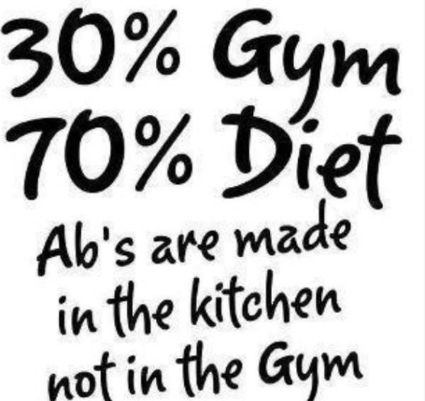 MMB 30%Gym 70%Diet