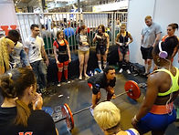 Female Powerlifting