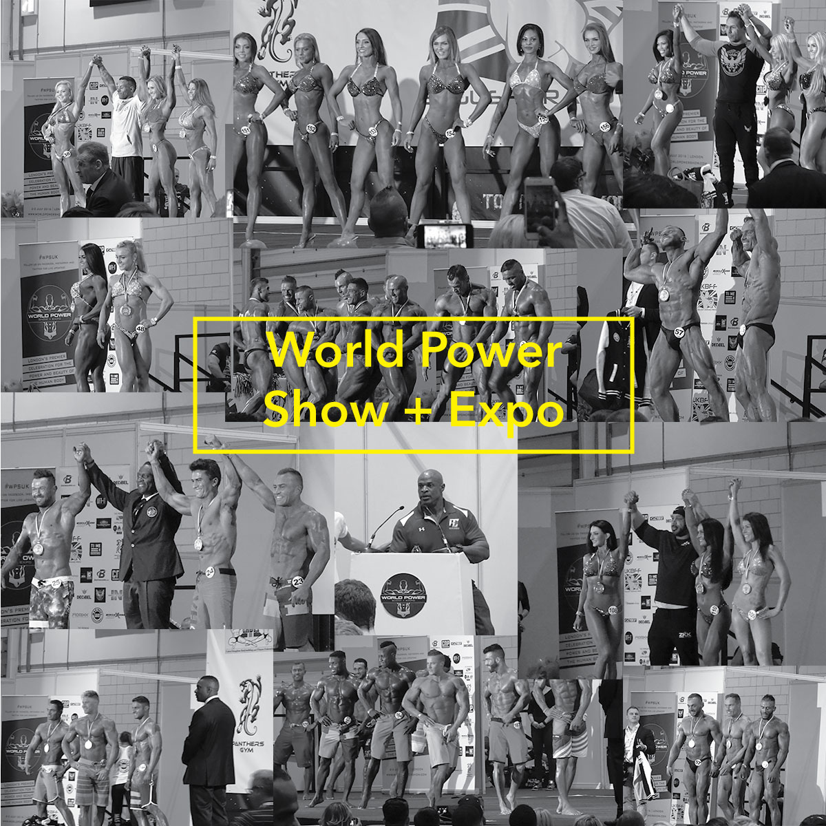 World Power Show + Expo