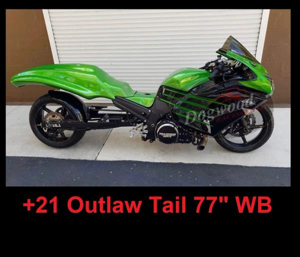 CATALYST ZX14 TAILS - PROSTREET & OUTLAW