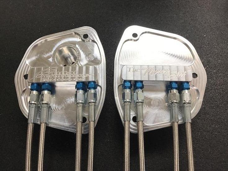 Zx14 2 Stage Nitrous Manifold Kit GEN2 (2012-Present)