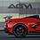 """Thumbnail: AGM C8 CORVETTE Visible Carbon Fiber """"5VM"""" Full Aero Kit"""