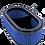 Thumbnail: C8 CORVETTE ATTACK BLUE DRY NANOFIBER PERFORMANCE FILTER