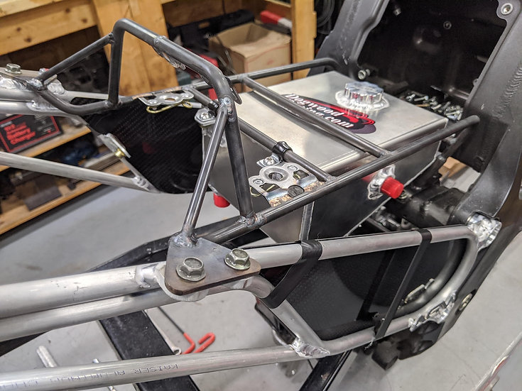 Dogwood Racing Fuel Cell w/support EXTERNAL or INTERNAL