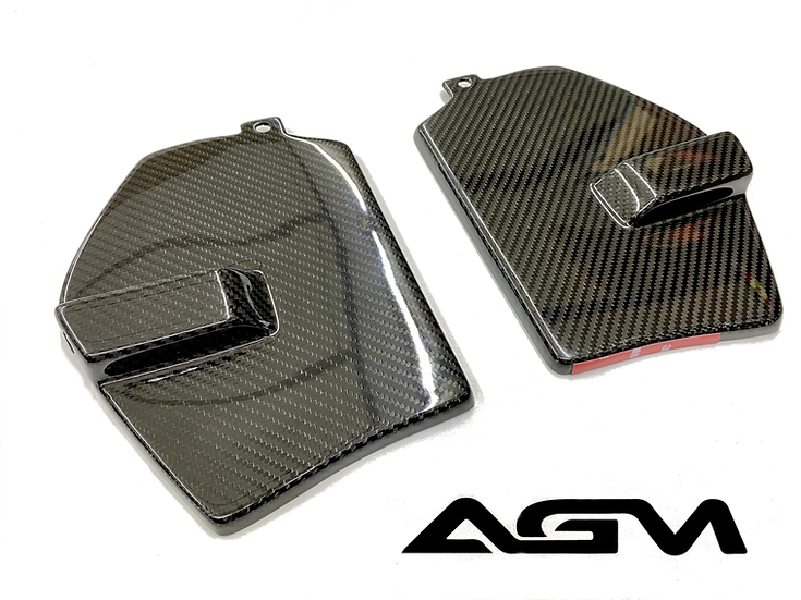 AGM C8 CORVETTE Front Strut/Shock Tower Covers