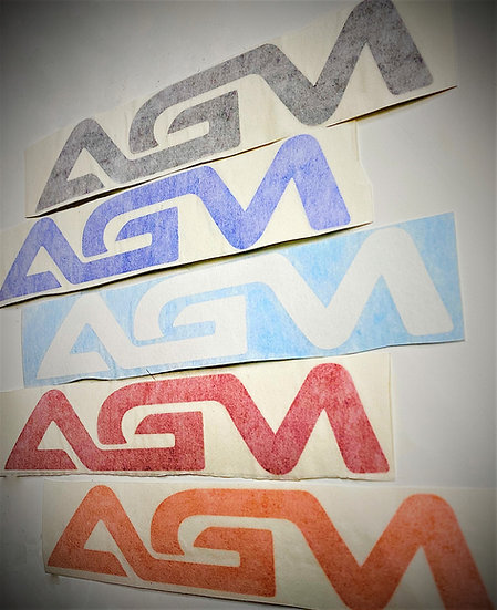 AGM Stickers