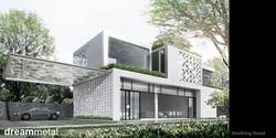 Residential landed design