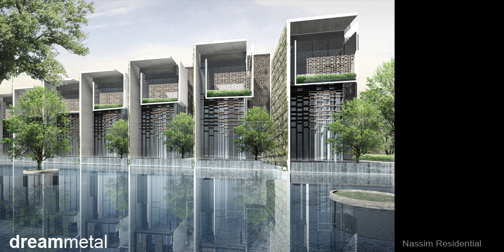 Boutique residential @ nassim