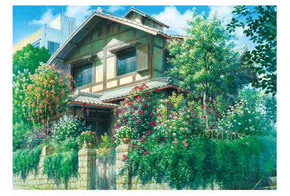 真琴の家「時をかける少女」ポストカード