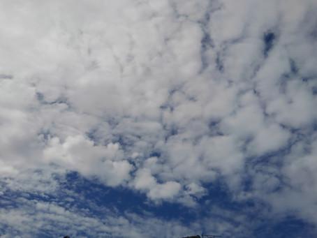 ☁五島の雲☁