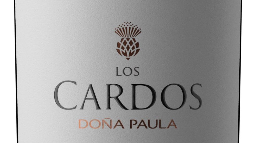 Los Cardos Malbec by Doña Paula