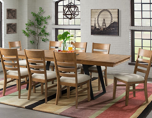Dining table & 8 chairs Dining.jpg
