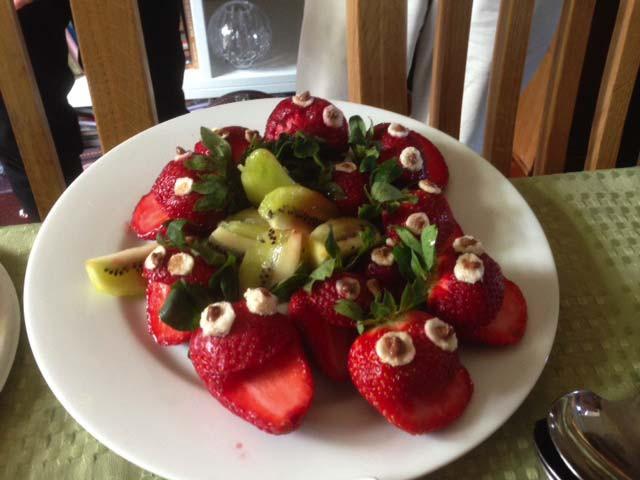 Healthy Festive Food