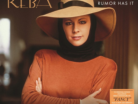 REBA CELEBRATES 30TH ANNIVERSARY OF HER LANDMARK ALBUM 'RUMOR HAS IT' WITH RE-RELEASE