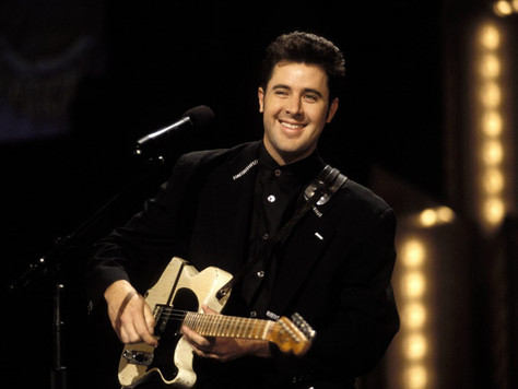 30 YEARS LATER: VINCE GILL'S 'POCKET FULL OF GOLD' ALBUM