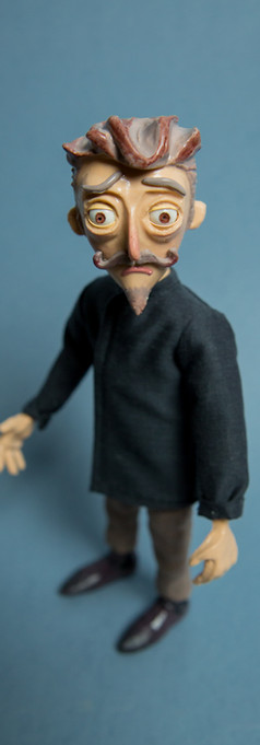 Stop Motion Characters