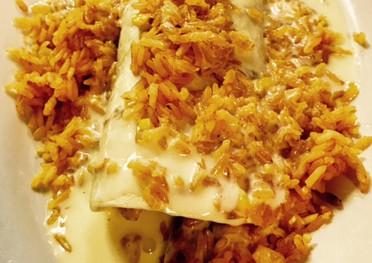 1/2 Burrito Mariachi