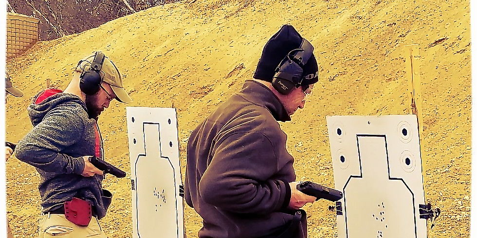 Extreme Close Quarters Battle- Pistol