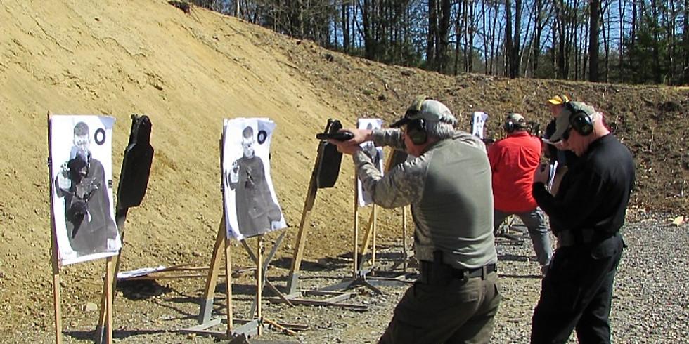 Advanced Pistol Qualification Course