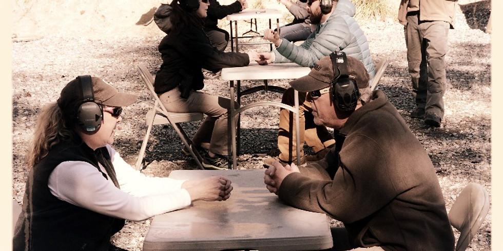 Advanced Partners with Pistols Scenario Based Training
