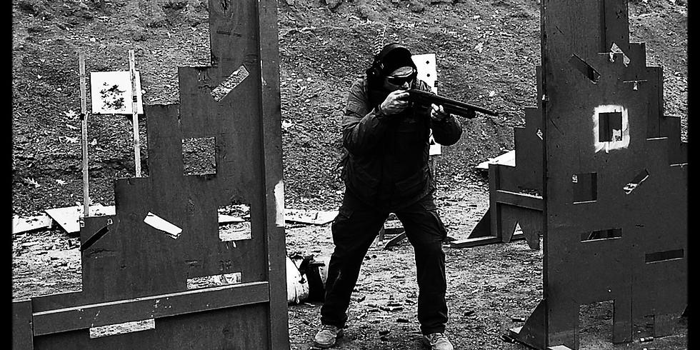 Home Protection Shotgun