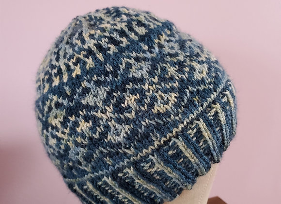 Round About Hat - Pattern