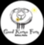 Good Karma Farm sheep logo