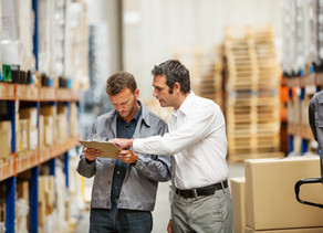LPCP Module Introduction #5: Warehouse Inventory Control & Audit