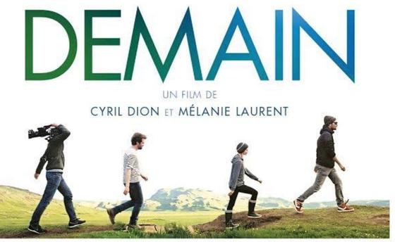Farm fundraiser! Film showing of  Demain (Tomorrow) on 21 Sep