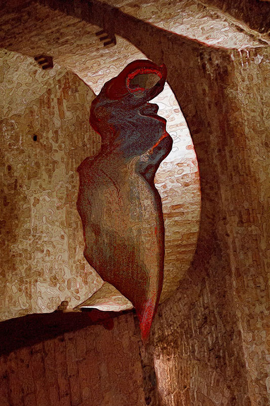 Lucretia's Grotto