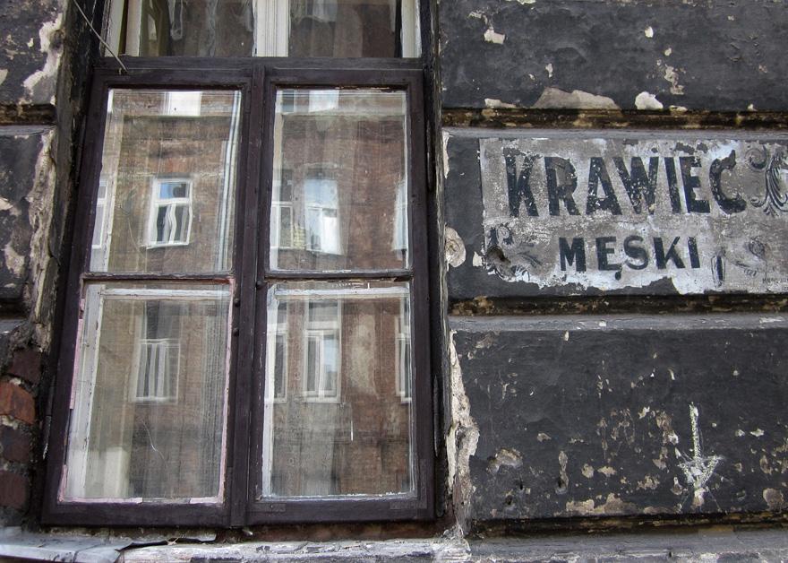 Krawiec. Warsaw
