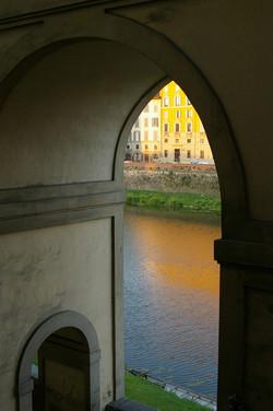 Vasari's Perspective. Florence