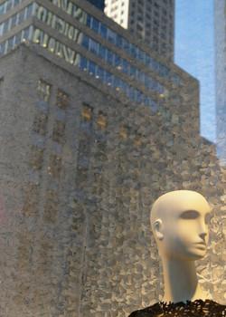 Involuntary Inlay. New York City