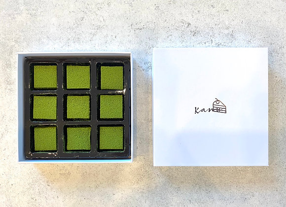 Matcha Terrine ( pick up on weekend only)