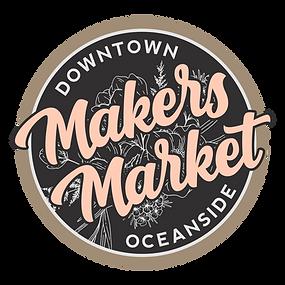 Downtown Oceanside Makers Market outline