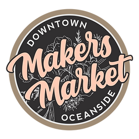 Downtown Oceanside Makers Market outline