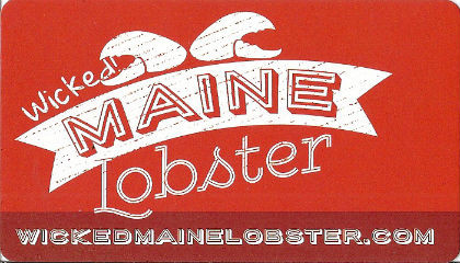 Wicked Lobster- Lobster Flown in Fresh from Maine Weekly!