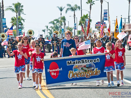 Oceanside's Independence Parade Marches On!