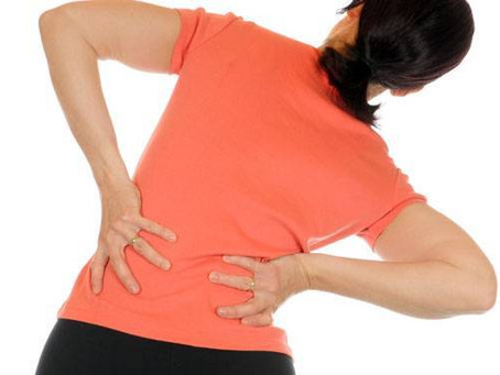Natural ways to alleviate back pain