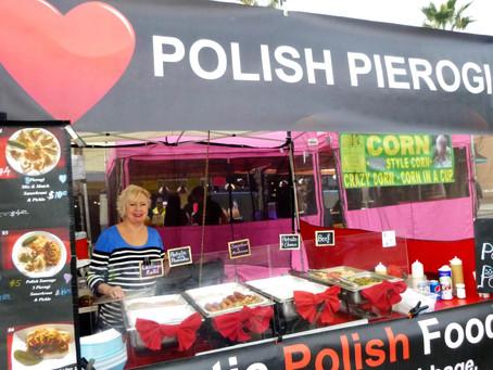 Polish Pierogis - Authentic Polish Dishes at  the Market!