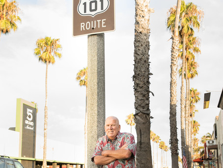 The 20th anniversary of Historic Highway 101