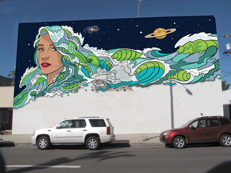 The people have spoken! A mural has been selected for our first Oceanside Mural Initiative project!