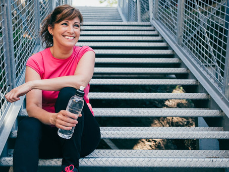 Fit after 50 – exercise tips to keep you going