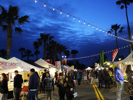 Looking for that perfect gift? Check out the Sunset Market, Thursdays 5-9 pm.