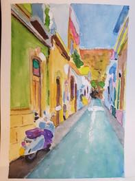 Barrio de la Almedina de Almería