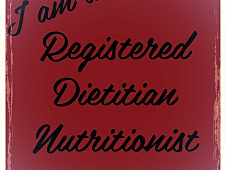 Why you should be listening to me, not your mom, when it comes to nutrition.