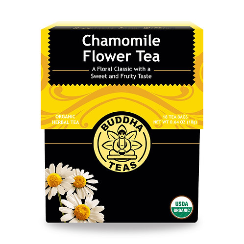 Chamomile Tea - Organic - 18 Tea Bags